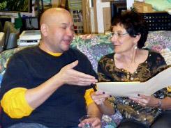 Steve and Denise